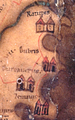 Roman Canterbury, Richborough, Dover, Lympne.png