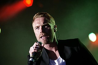 Ronan Keating discography