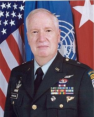 Ronald S. Mangum - Brigadier General Ronald S. Mangum