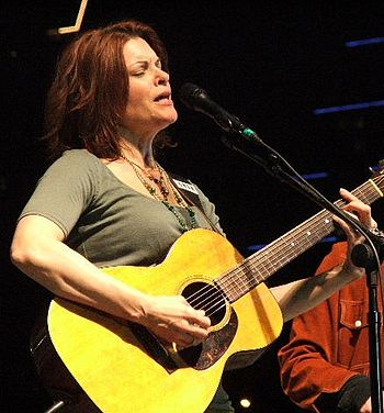 Rosanne Cash at the South by Southwest Festiva...