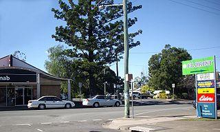 Rosewood, Queensland Suburb of Ipswich, Queensland, Australia