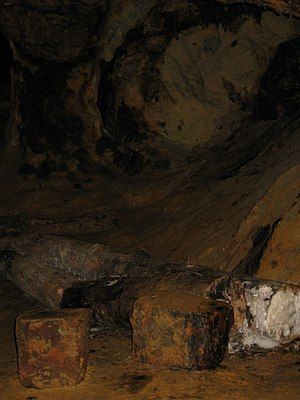 Rosia Montana Roman Gold Mines 2011 - Galleries-7