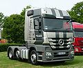 Rossetts Commercials Mercedes-Benz Actros cab GX58 HRR.JPG