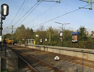 Kleiwegkwartier - Image: Rotterdam station Kleiweg