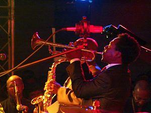 Roy Hargrove - Roy Hargrove at Aalener Jazzfest 2008