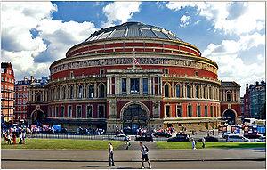 English: Royal Albert Hall, London, England.