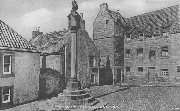 The Royal Burgh of Culross in Fife
