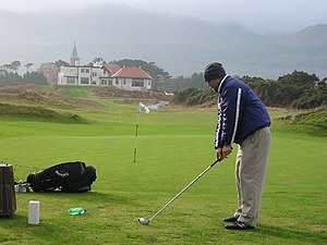 Royal County Down Golf Club - Royal County Down in 2004