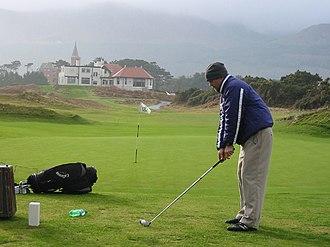 Royal County Down Golf Club - Royal County Down in 2004