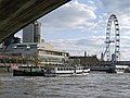 Royal Festival Hall and London Eye.jpg