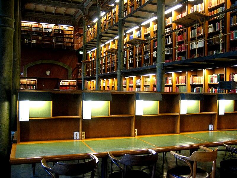 Kungliga Biblioteket (Stockholm) läsning room.jpg