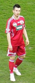 Gergely Rudolf Hungarian footballer
