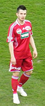 Gergely Rudolf jugó en el Debrecen antes de pasar a la Serie A de Italia  con el Genoa C.F.C. 2cbbe0f321