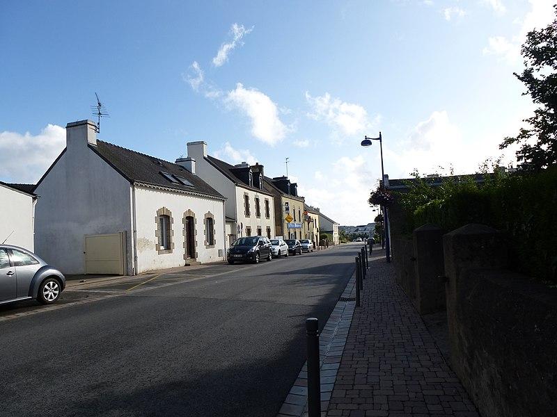 Rue de pluneret
