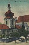 Rumburg, Ostpreußen - Kapuzinerkloster (Zeno Ansichtskarten).jpg