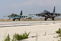 Russian Sukhoi Su-25 at Latakia (2).jpg