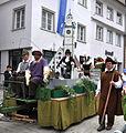 Rutenfest 2011 Festzug Blaserturm.jpg