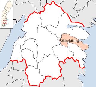 Söderköping Municipality Municipality in Östergötland County, Sweden