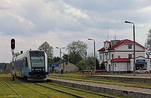 Bełżec, Lublin Voivodeship - Bełżec Station
