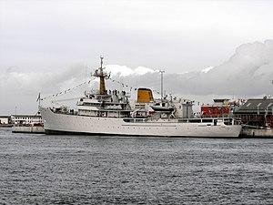Hecla-class survey vessel