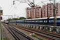 SC-Patna Express with WAP7 and Visakha Express at Yard.JPG