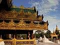 SHEDAGON PAGODA YANGON MYANMAR JAN 2013 (8941497658).jpg