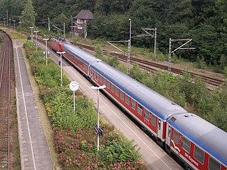 Neumünster–Flensburg railway - Schleswig-Holstein-Express