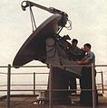 SPG-62 radar at Surface Combat Systems Center, Wallops Island c1988.jpg