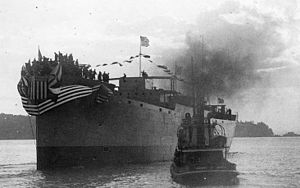 SS Willimantic (1918)