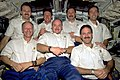 STS-103 Crew (28024330375).jpg