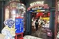 SZ 深圳 Shenzhen 羅湖 Luohu 金光華廣場 Kingglory Plaza mall 西西弗書店 Sisyphe Bookstore n Up Coffee October 2017 IX1 01.jpg