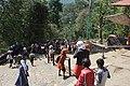 Sabarimala pathway @ Appachimedu.jpg