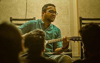 Sachin Warrier Indian singer