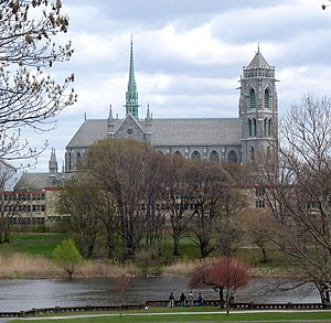 Roman Catholic Archdiocese of Newark - Cathedral Basilica of the Sacred Heart; Newark, New Jersey