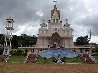 Sacred Heart Church, Mylapra Church in Mylapra, Pathanamthitta