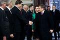 Saeimu oficiālā vizītē apmeklē jaunievēlētais Lietuvas Seima priekšsēdētājs (8266743142).jpg