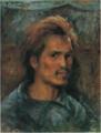 SaekiYūzō-1923-Self-Portrait.png