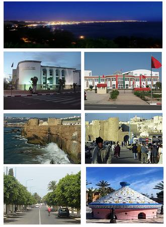 Safi, Morocco - Safi city