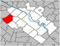Saint-Guillaume Quebec location diagram.PNG