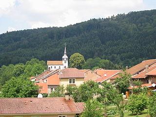 Saint-Jean-dOrmont Commune in Grand Est, France