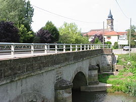 Bridge over the Belvitte