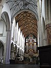 saint bavo, inside