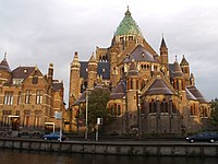 Saint Bavo Cathedral Haarlem-Day.jpg