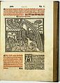 Saint Catherine of Siena, praying, heaven, a demon, etc. Wellcome L0021220.jpg