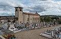 Saint Louis church in Luzinay 07.jpg