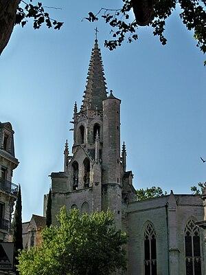 Pierre Desprès - Saint-Pierre, Avignon