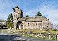 Saint Roch church in Albinhac 04.jpg