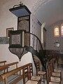 Sainte-Orse église chaire.JPG