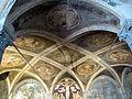 Sala capitolare di s. felicita, volta con virtù di di niccolò gerini, 1390 ca. 05.JPG