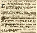 Sale notice Eagle House 1830.jpg